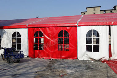 Chinese Red 18*95M Wedding Tent